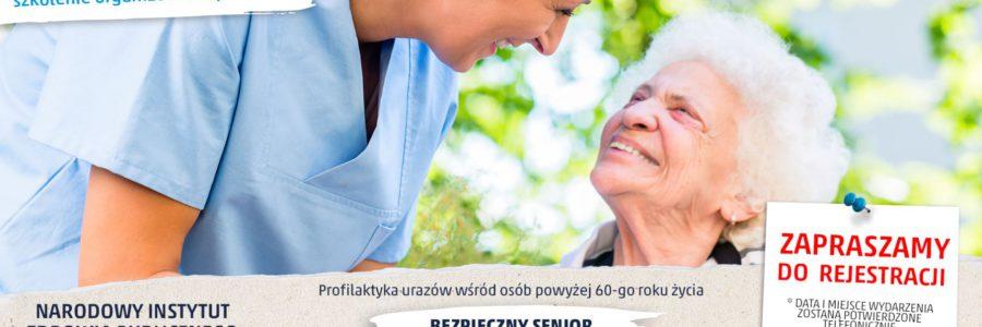 Bezpłatne szkolenie z zakresu profilaktyki urazów wśród osób powyżej 60-go roku życia